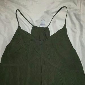 Tops - 'Old Navy' Green top